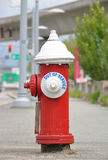 Fire Hydrant Out of Service Royalty Free Stock Image