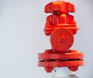 Fire hydrant on a ship. For Sardinia Royalty Free Stock Photos