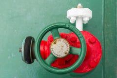 Fire hydrant valve Stock Photography