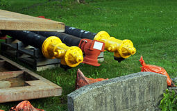 Fire Hydrants Royalty Free Stock Images