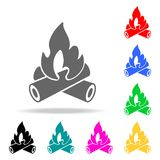 Fire icon. Element firefighters multi colored icons for mobile concept and web apps. Icon for website design and development, app. Development. Premium icon on Royalty Free Stock Photo
