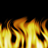 Fire inferno Royalty Free Stock Photography