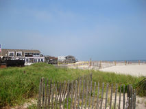Fire Island Beach Houses - Stock Image Stock Images
