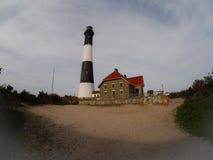 Fire Island light house Stock Image