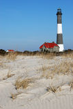 Fire Island Lighthouse 2 Royalty Free Stock Image