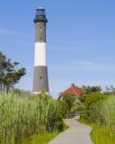 fire island lighthouse Стоковое Изображение RF