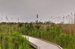 Fire Island Lighthouse - New York stock photos