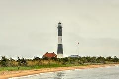 Fire Island Lighthouse - New York stock photography
