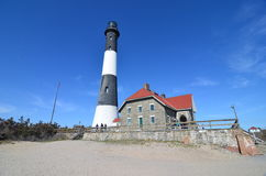 Fire Island Lighthouse Stock Photography