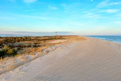 Fire Island Lighthouse - New York stock images