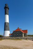 Fire Island Lighthouse Stock Photo