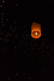 Sky lantern Royalty Free Stock Photos