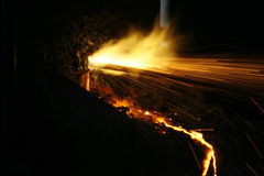 Fire lighter royalty free stock photos