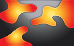 Fire like image Royalty Free Stock Photo