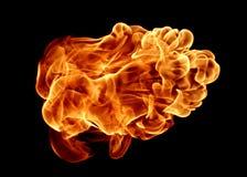 Fire like a pig stock photos
