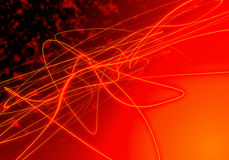 Fire Lines Background Stock Photos