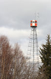 Fire Lookout Royalty Free Stock Photos