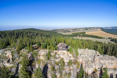 Fire Lookout View Royalty Free Stock Photos