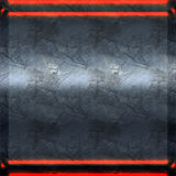 Fire And Metal Grunge Background Royalty Free Stock Photography