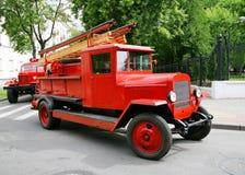 fire old truck Στοκ εικόνα με δικαίωμα ελεύθερης χρήσης