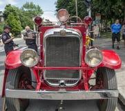 fire old truck Στοκ Εικόνα