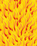 Fire pattern Stock Photos