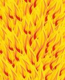 Fire pattern Stock Photos