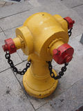 Fire pipe Royalty Free Stock Photography