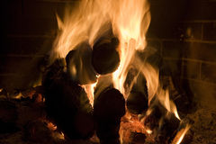 Free Fire Place Stock Photos - 4197283
