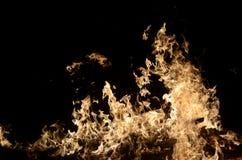 Fire plasma Royalty Free Stock Photography