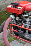 Fire pump Royalty Free Stock Image