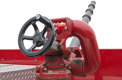 Fire-pump Royalty Free Stock Photo