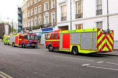 Fire rescue Royalty Free Stock Photos