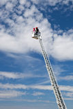 Fire and Rescue Royalty Free Stock Photo