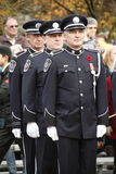 Fire and Rescue Servicemen Royalty Free Stock Photography