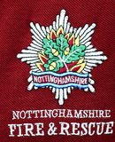 Fire & Rescue Tee-shirt Badge. Stock Images