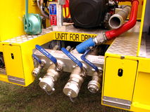 Fire and Rescue Truck Stock Image