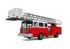 Fire Rescue Truck Stock Image