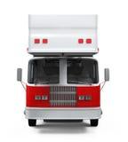 Fire Rescue Truck Stock Photo