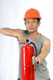 Fire safety Stock Image