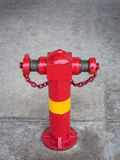 Fire Safety equipment. For public Stock Photography