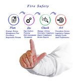 Fire Safety Stock Photo
