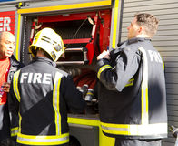Fire service. Royalty Free Stock Photos