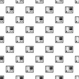 Fire shield pattern vector. Fire shield pattern seamless in simple style vector illustration Royalty Free Stock Photo