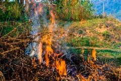 Fire and Smoke Stock Photos