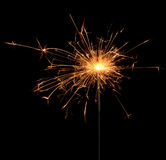 Fire sparking Royalty Free Stock Image