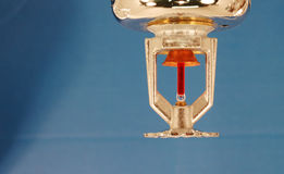 Fire Sprinkler Stock Image