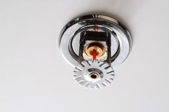 Free Fire Sprinkler Royalty Free Stock Images - 16508339