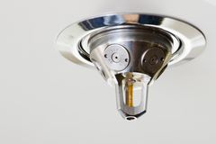 Fire sprinkler Royalty Free Stock Photography