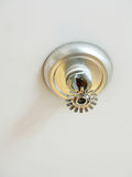 Fire sprinkler Royalty Free Stock Image